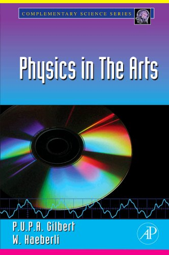 Physics in the Arts  N/A edition cover