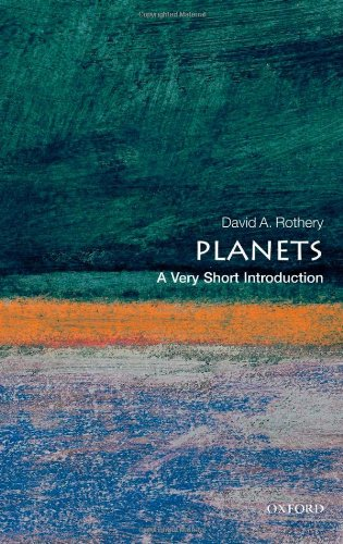 Planets   2010 9780199573509 Front Cover
