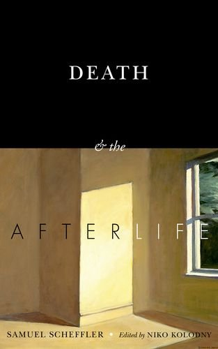 Death and the Afterlife   2013 edition cover