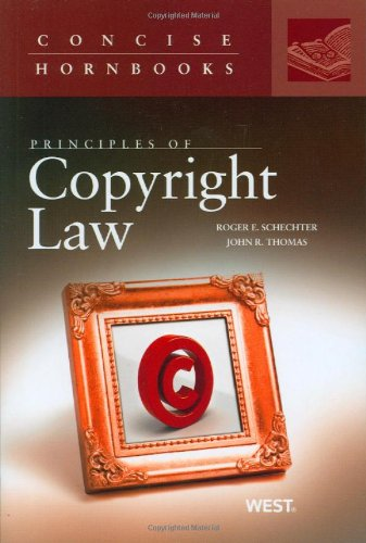 Principles of Copyright Law   2010 edition cover