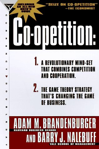 Co-Opetition  N/A edition cover