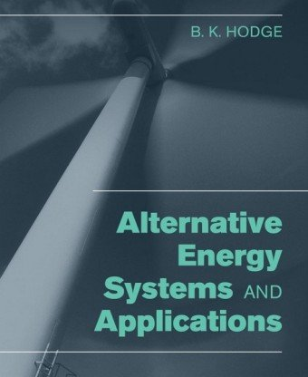 Alternative Energy Systems and Applications   2010 edition cover