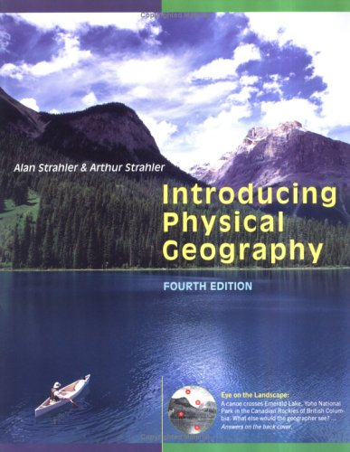 Physical Geography  4th 2006 (Revised) edition cover
