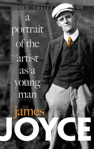 Portrait of the Artist As a Young Man   1994 (Reprint) edition cover