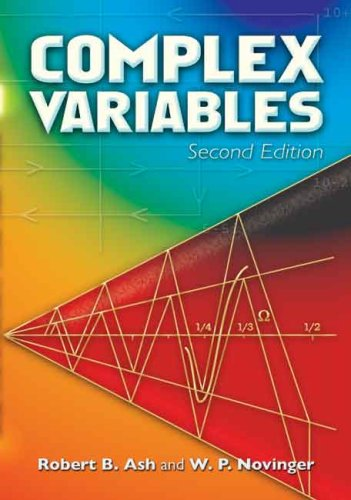 Complex Variables  2nd 2007 edition cover
