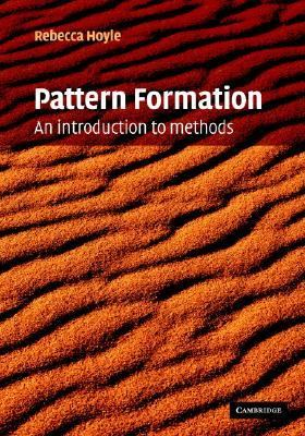 Pattern Formation An Introduction to Methods  2005 9780521817509 Front Cover