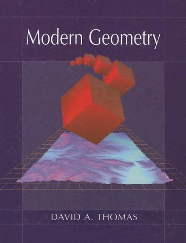 Modern Geometry   2002 edition cover