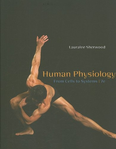 Human Physiology From Cells to Systems 7th 2010 edition cover