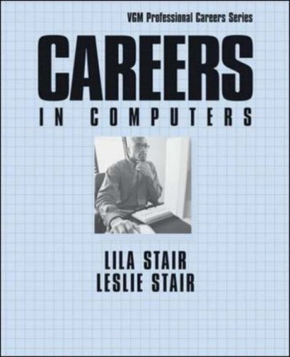 Careers in Computers  3rd 2001 (Revised) 9780658016509 Front Cover