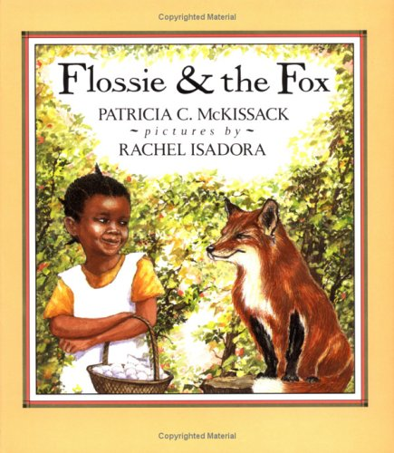Flossie and the Fox   1986 edition cover