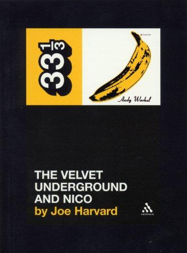 Velvet Underground's the Velvet Underground and Nico   2004 edition cover