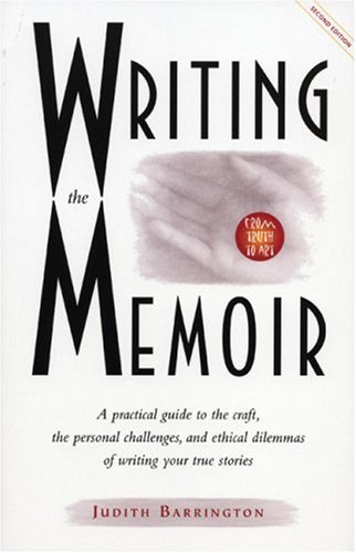 Writing the Memoir  2nd 2002 (Revised) edition cover