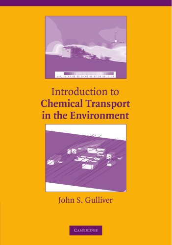 Introduction to Chemical Transport in the Environment   2012 9781107405509 Front Cover