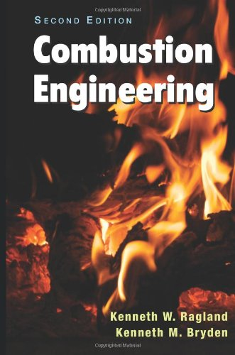 Combustion Engineering  2nd 2011 (Revised) edition cover