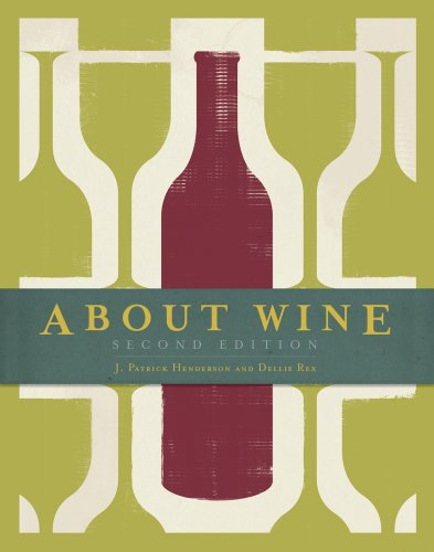 About Wine  2nd 2012 edition cover