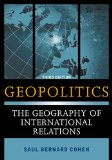 Geopolitics The Geography 3rd 2015 (Revised) edition cover