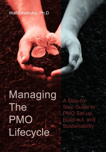 Managing the Pmo Lifecycle: A Step-by-step Guide to Pmo Set-up, Build-out, and Sustainability  2012 edition cover