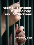 Women's Crimes, Criminology, and Corrections  N/A 9781478611509 Front Cover
