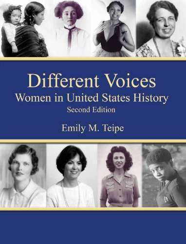 DIFFERENT VOICES:WOMEN IN U.S. N/A edition cover