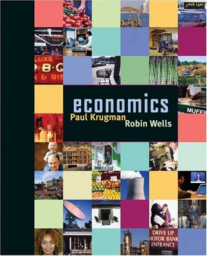 Economics   2006 edition cover