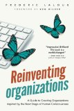 Reinventing Organizations: A Guide to Creating Organizations Inspired by the Next Stage of Human Consciousness  2009 edition cover