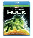 Planet Hulk  [Blu-ray] System.Collections.Generic.List`1[System.String] artwork