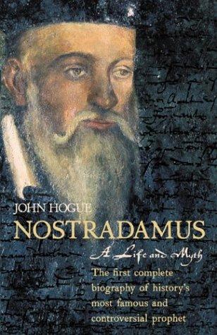 Nostradamus   2003 9780007140510 Front Cover