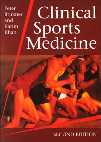 Clinical Sports Medicine  2nd 2001 9780074706510 Front Cover