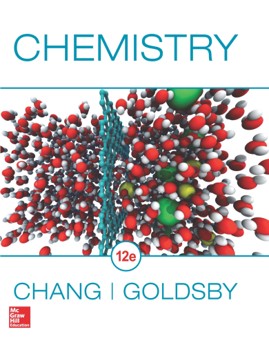 Chemistry 12th 2015 9780078021510 Front Cover
