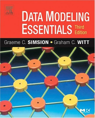 Data Modeling Essentials  3rd 2005 (Revised) edition cover