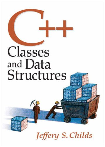 C++ Classes and Data Structures  2008 edition cover