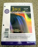 Student Value Edition for Java How to Program (early Objects)  9th 2012 9780132893510 Front Cover