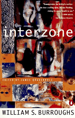 Interzone  N/A edition cover
