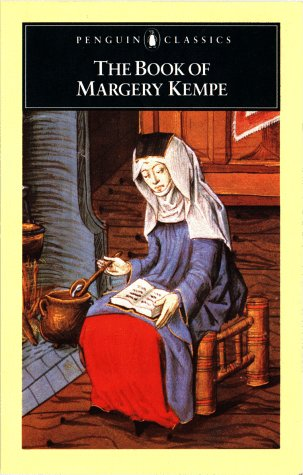 Book of Margery Kempe   1999 edition cover