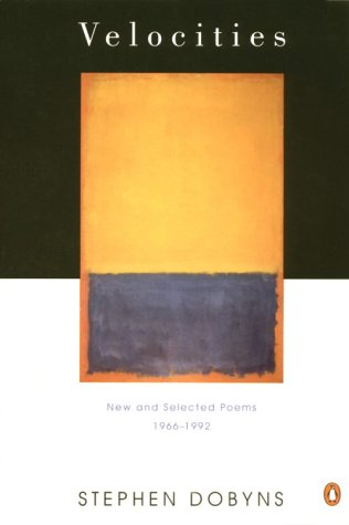 Velocities New and Selected Poems: 1966-1992 N/A 9780140586510 Front Cover