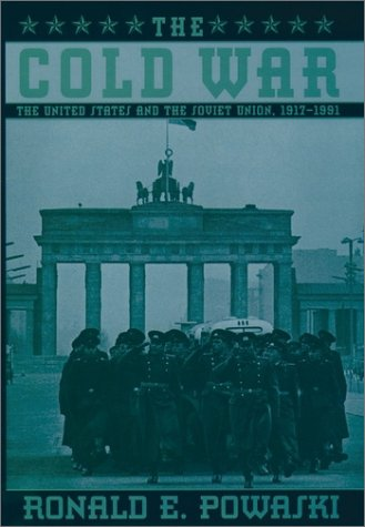 Cold War The United States and the Soviet Union, 1917-1991  1997 edition cover
