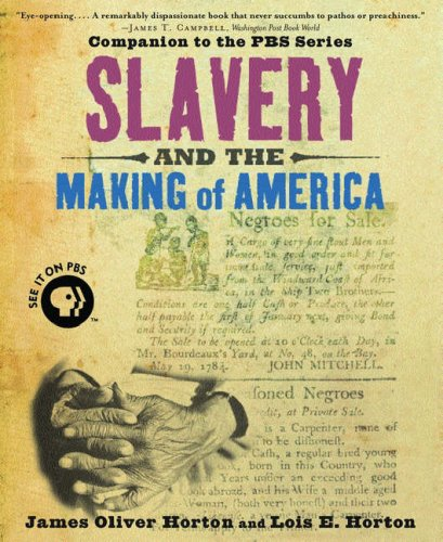 Slavery and the Making of America   2006 edition cover