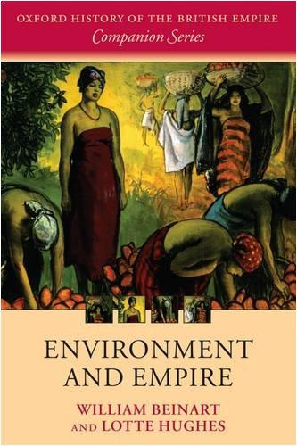 Environment and Empire   2009 edition cover