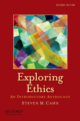 Exploring Ethics An Introductory Anthology 2nd 2011 edition cover