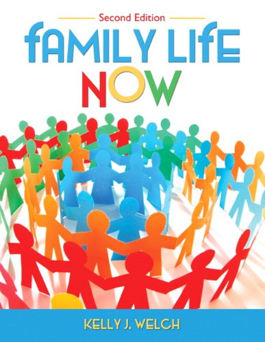 Family Life Now  2nd 2010 edition cover