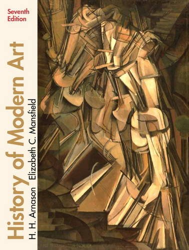 History of Modern Art  7th 2013 edition cover