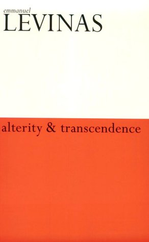 Alterity and Transcendence   1999 (Reprint) 9780231116510 Front Cover