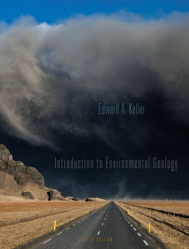 Introduction to Environmental Geology  5th 2012 edition cover