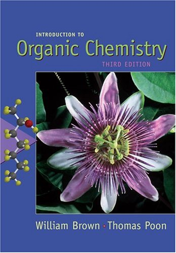 Introduction to Organic Chemistry  3rd 2005 (Revised) edition cover