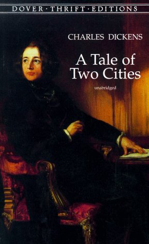 Tale of Two Cities   1999 (Unabridged) 9780486406510 Front Cover