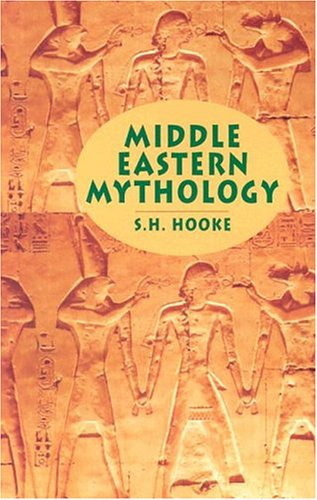 Middle Eastern Mythology   2004 edition cover