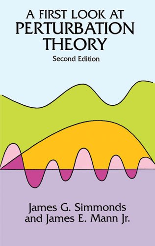 First Look at Perturbation Theory  2nd 1998 (Revised) edition cover