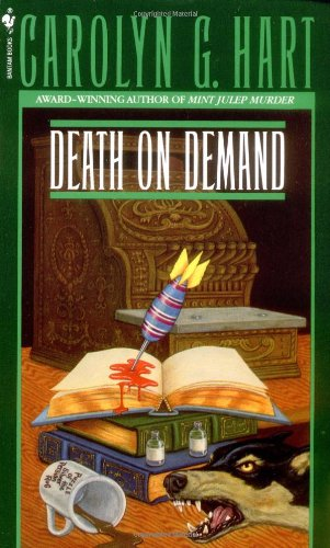 Death on Demand   1987 9780553263510 Front Cover
