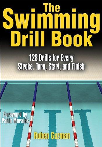 Swimming Drill Book   2006 edition cover
