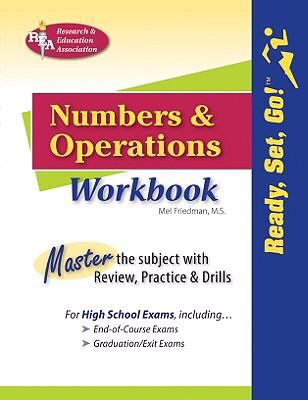 Number and Operations  Workbook  9780738604510 Front Cover